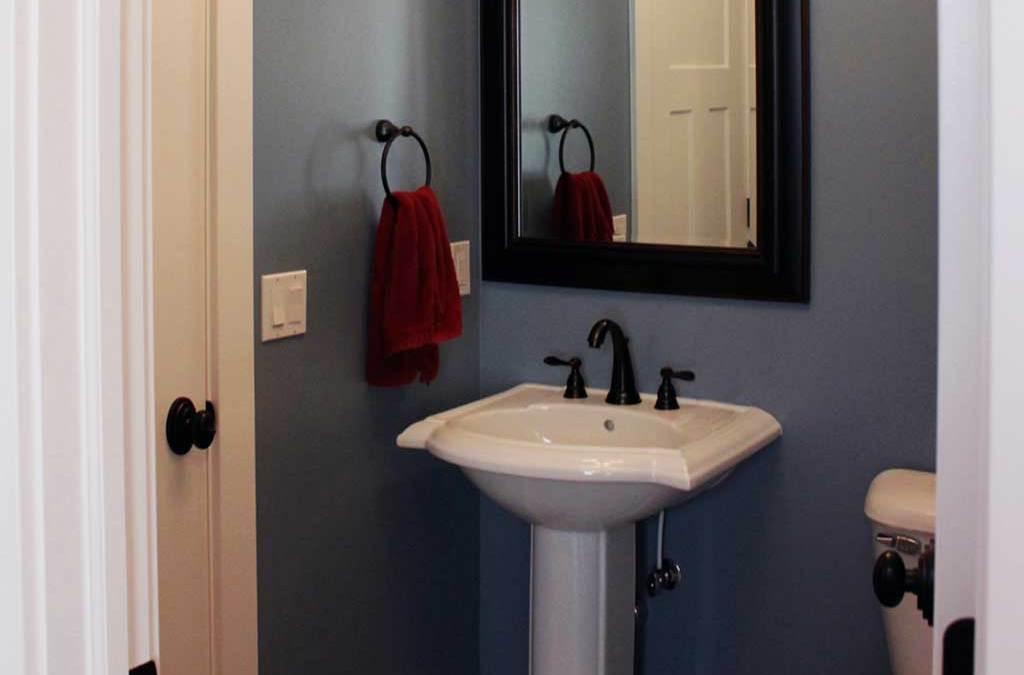 Small Bathroom = Big Ideas