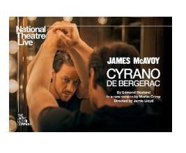 National Theatre Live 2020 - Cyrano de Bergerac @ Whale Theatre