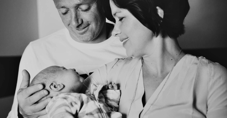 Minneapolis Family Photographer Twin Cities Newborn