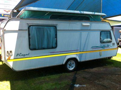 Wohnwagen Gypsy Regal
