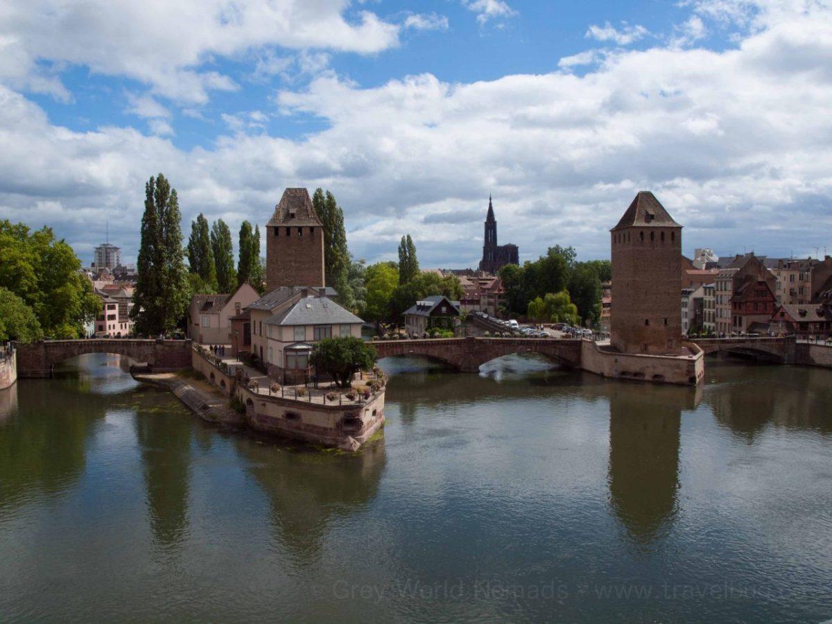 Summer in Strasbourg
