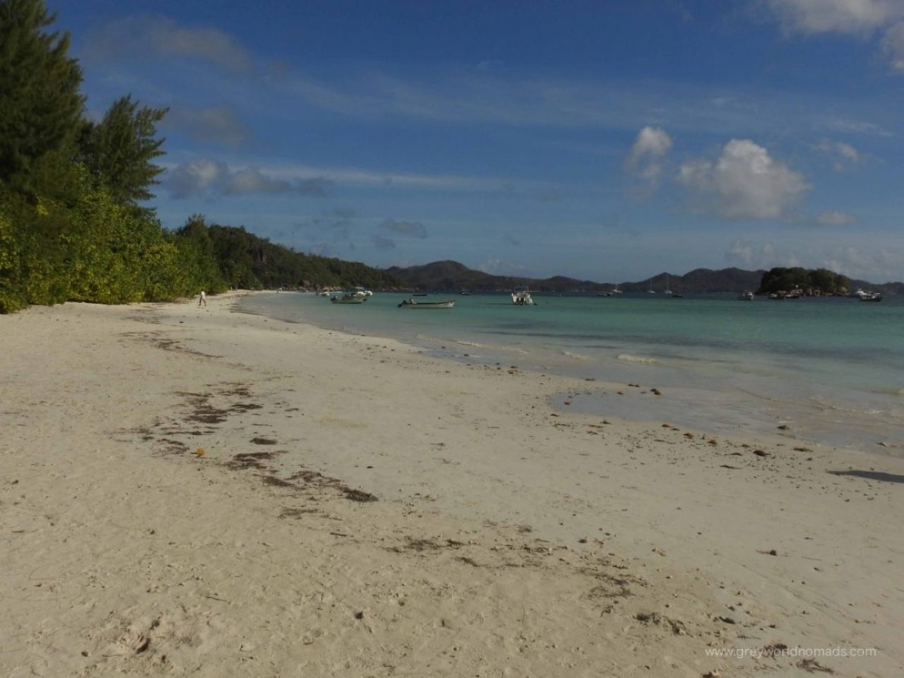 best beaches in Praslin