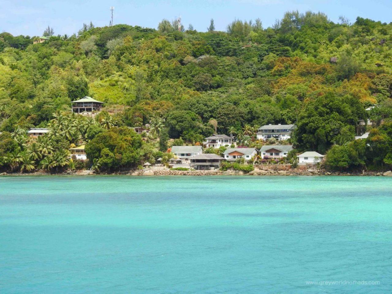 Praslin Seychelles Island