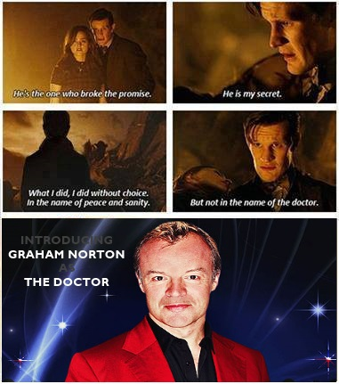 graham norton doctor