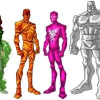 "Marvel HeroClix ""ReClix"" Wish-List & Ret-Con (WEB OF SPIDER-MAN, 2010): The U-Foes! (v1.1)"