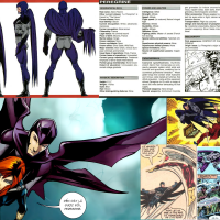 Marvel HeroClix Wish-List: Peregrine! (v1.1)