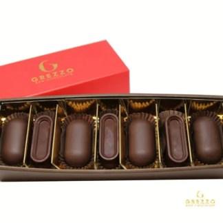 Degustazione Torrocini cioccolato crudo 7 pezzi