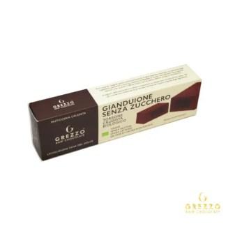 Torrone cioccolato crudo senza zucchero