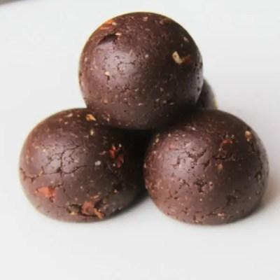 Energyball doppio cioccolato