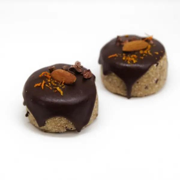 Krumorino monoporzione mandorle cioccolato crudo