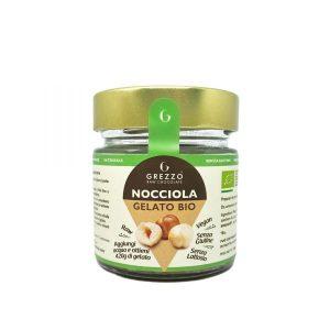 Preparato per Gelato Bio alla Nocciola - Grezzo Raw Chocolate