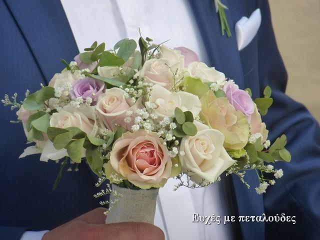 Στολισμός γάμου στον Άγιο Αντώνιο-Πατήσια