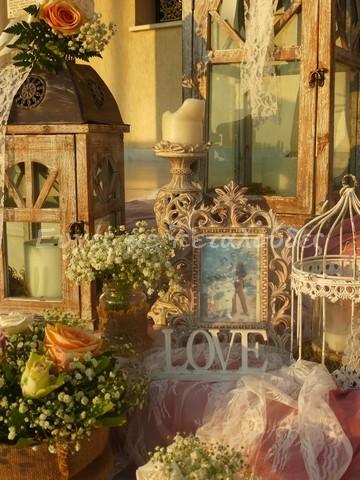 Στολισμός γάμου στη Γλυφάδα Αγία Τριάδα