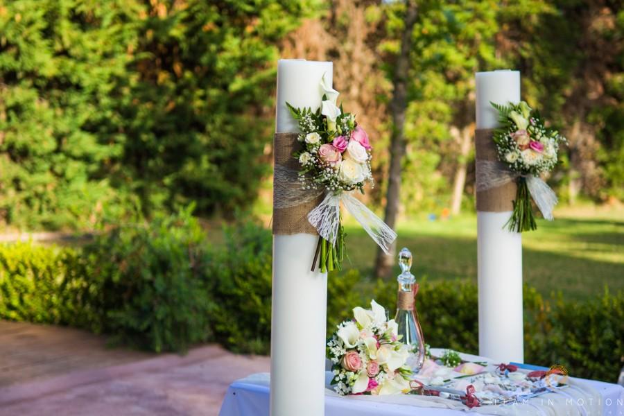 Λαμπάδες γάμου-eyxesmepetaloudes