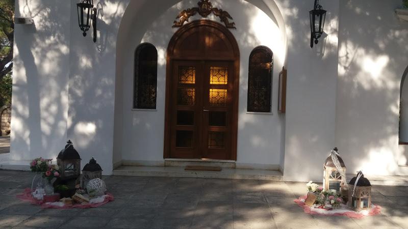 Στολισμός βάπτισης για κοριτσάκι στην Αγία Φιλοθέη-3