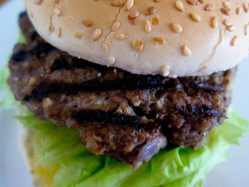 """""""Man burger"""""""