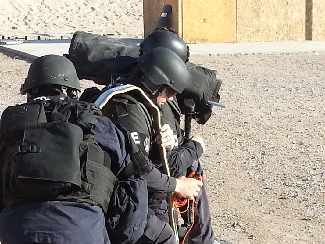 Tactical Emergency Medical Support TEMS  Gila River