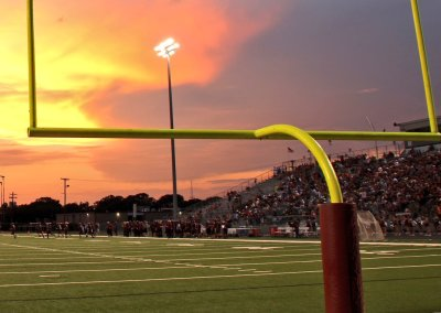Football | George Ranch v. Dickinson (L 8-38)