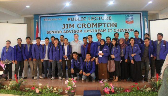 Bersama beberapa Mahasiswa Peserta