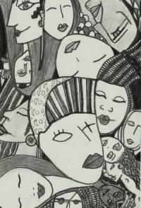 Femme, mulher, domo, manuseca, donna etc small