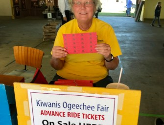 Sunday is Last Day to Purchase 1/2 Off Fair Ride Tickets
