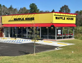 Waffle House #3 Now Open in Statesboro