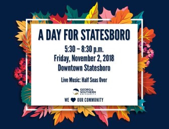 Georgia Southern plans celebration for community with A Day for Statesboro Tonight