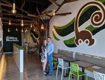 Rolling Monkey Brings Rolled Ice Cream to Boro