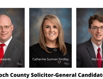 Three Announce Intentions to Qualify for Bulloch County Solicitor-General