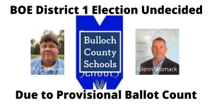 Bulloch BOE District 1