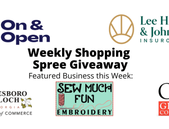 Sew Much Fun $300 Shopping Spree Giveaway – Watch Now