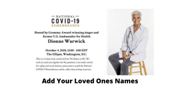 National COVID-19 Remembrance