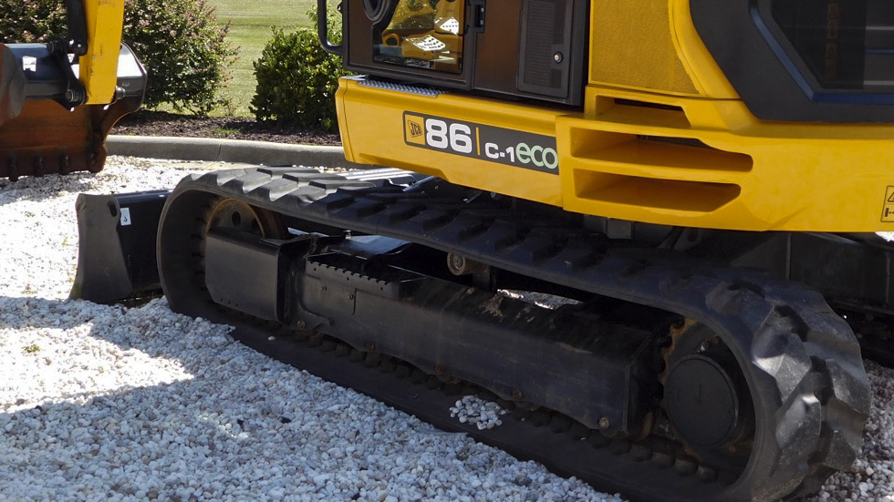 Replacement Rubber Tracks