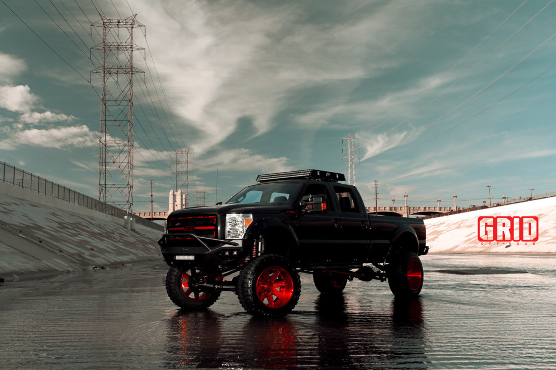 hight resolution of ford f 350 gf1 grid off road