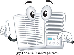 air conditioner clip art