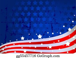 american flag background clip