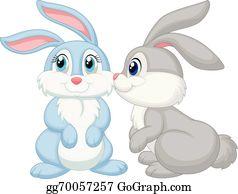 Cute Rabbit Clip Art Royalty Free Gograph