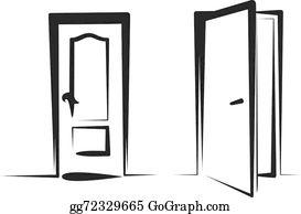 Door Clip Art Royalty Free Gograph