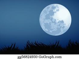 moon clip art royalty
