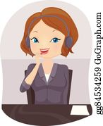 Front Desk Clipart : front, clipart, Front, Royalty, GoGraph