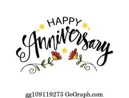 happy anniversary clip art