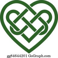 Download Love Knot Clip Art - Royalty Free - GoGraph