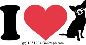 Download Clip Art Chihuahua - Royalty Free - GoGraph