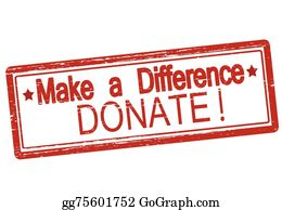 make difference clip art - royalty