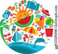 Vacation Clip Art Royalty Free Gograph