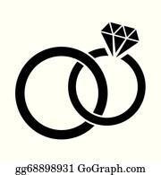 wedding rings clip art