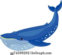 Whale Clip Art Royalty Free GoGraph