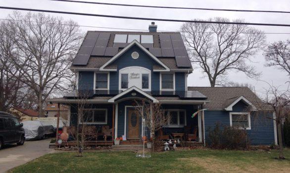 Home Solar Panels Holtsville NY