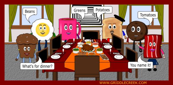 Design Dinner Table