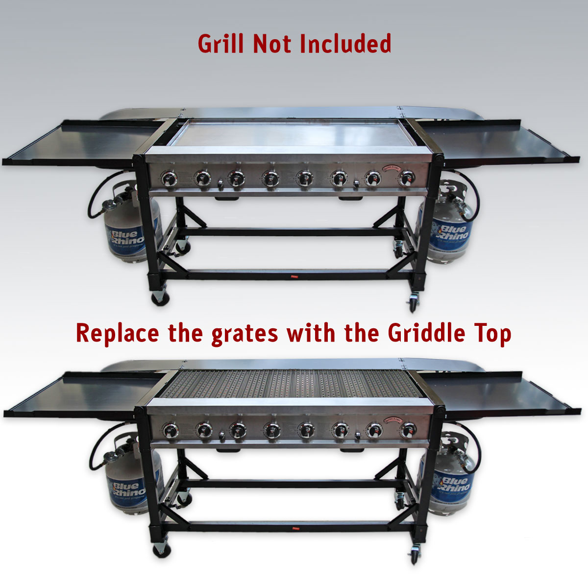 Griddle Master Full Griddle Top Commercial Version for Members Mark or Bakers  Chef  Griddle